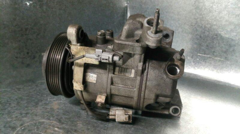 Компрессор кондиционера Toyota Crown JZS175 2JZ-FSE 2002 (б/у)