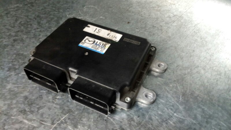 Блок управления двс Mazda Atenza GH5FP L5-VE 2008 (б/у)