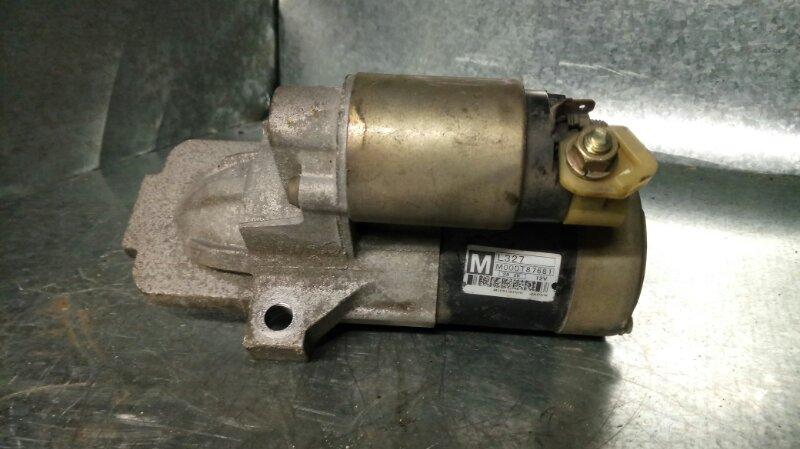 Стартер Mazda Mpv LY3P L3-DE 2005 (б/у)