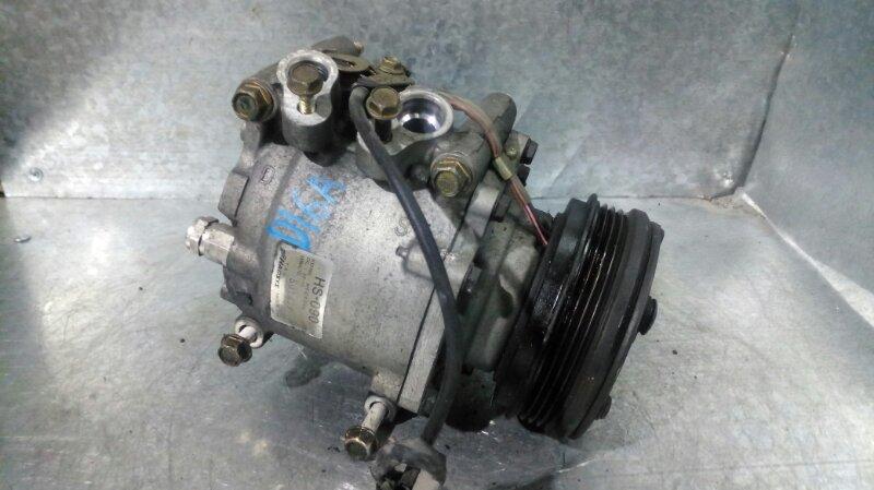 Компрессор кондиционера Honda Hr-V GH4 D16A 1999 (б/у)