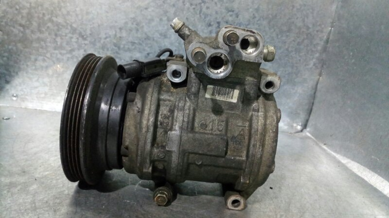 Компрессор кондиционера Mitsubishi Rvr N23W 4G63 (б/у)