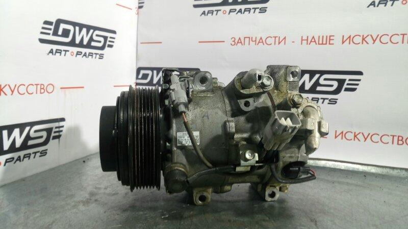 Компрессор кондиционера Lexus Gs350 GRS191 2GR-FSE 2006 (б/у)