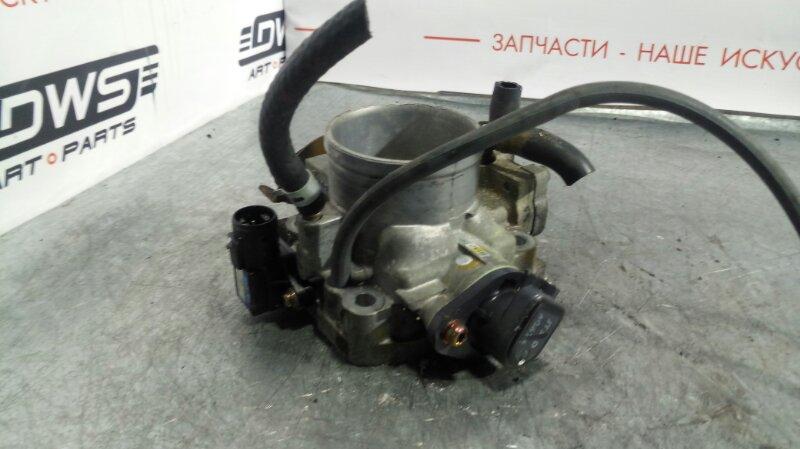 Дроссельная заслонка Honda Accord Wagon CF6 F23A (б/у)
