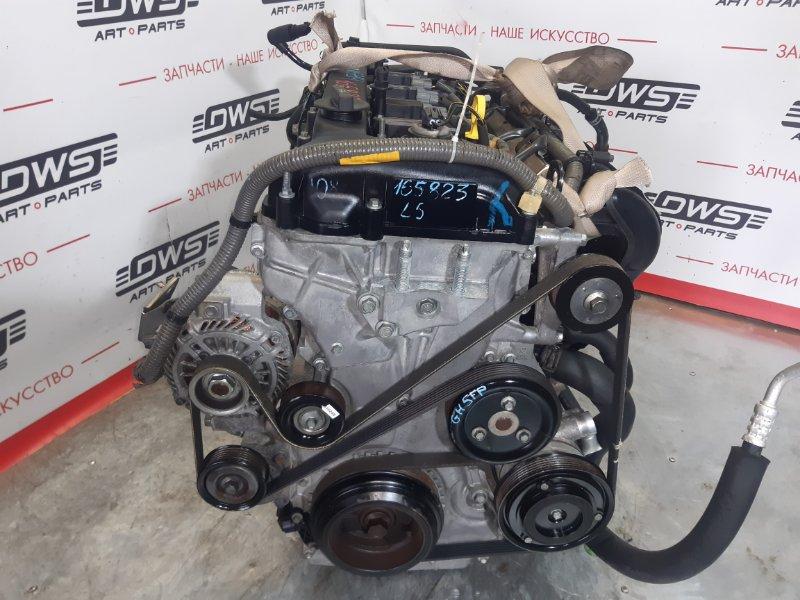Двигатель Mazda Mazda 6 GHEFW L5-VE 2008 (б/у)