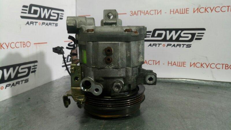 Компрессор кондиционера Subaru Forester SG5 EJ202 (б/у)