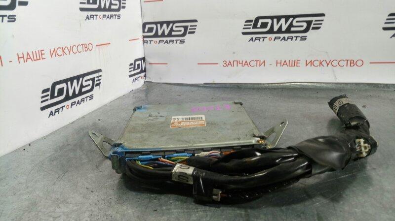 Блок управления двс Subaru Forester SG5 EJ202 (б/у)