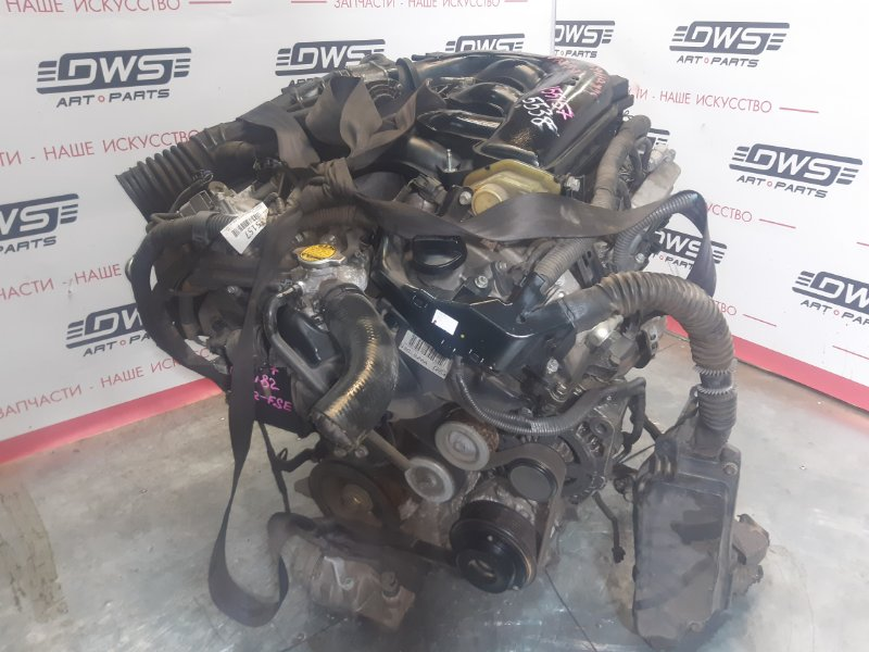 Двигатель Lexus Gs300 GRS190 3GR-FSE (б/у)