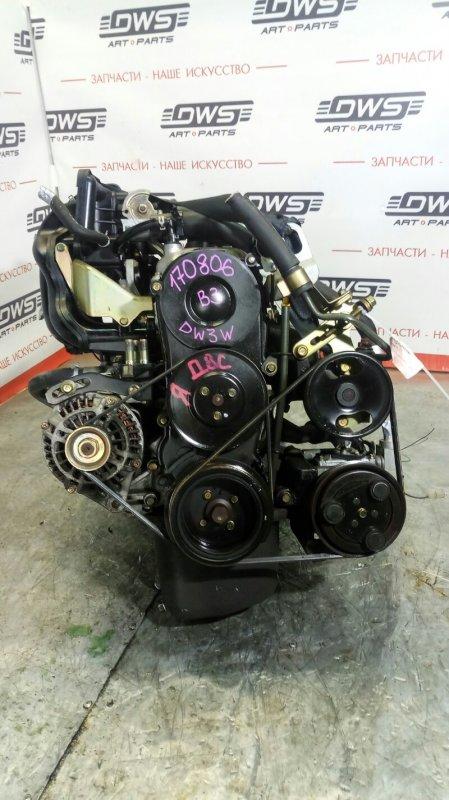 Двигатель Mazda Demio DW3W B3 (б/у)