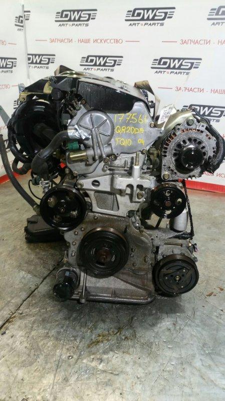 Двигатель Nissan Bluebird Sylphy TG10 QR20DD (б/у)