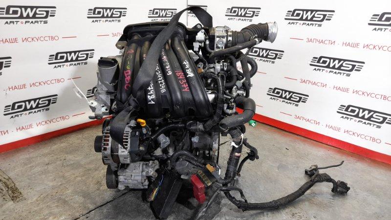 Двигатель Nissan Note E11 HR15DE (б/у)