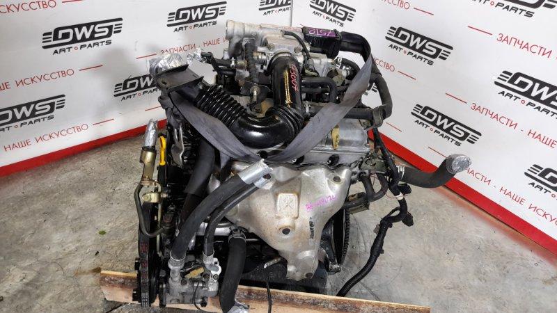 Двигатель Mazda Demio DW5W B5 (б/у)
