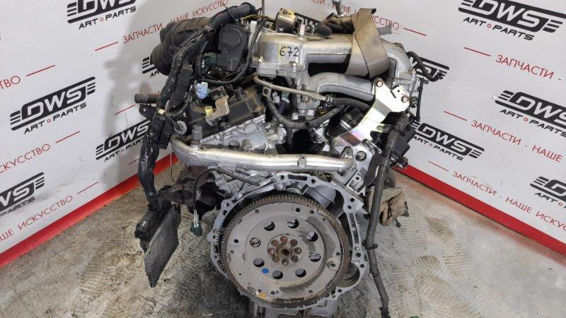 Двигатель Nissan Elgrand E51 VQ35DE (б/у)