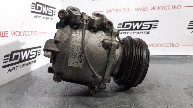 Компрессор кондиционера Honda Capa GA4 D15B 2000 (б/у)