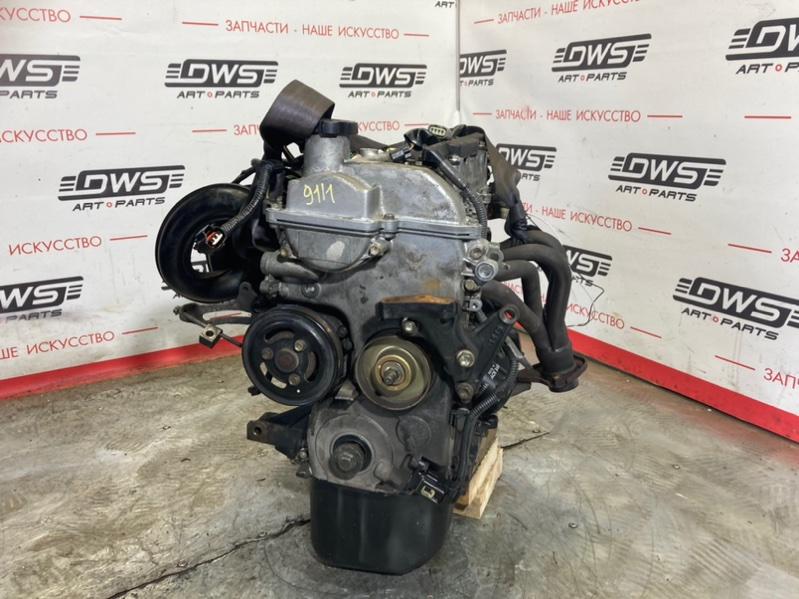 Двигатель Toyota Vitz SCP10 1SZ-FE (б/у)