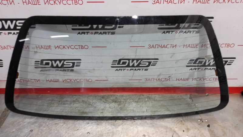 Стекло заднее Toyota Corolla EE104G 5E-FE (б/у)