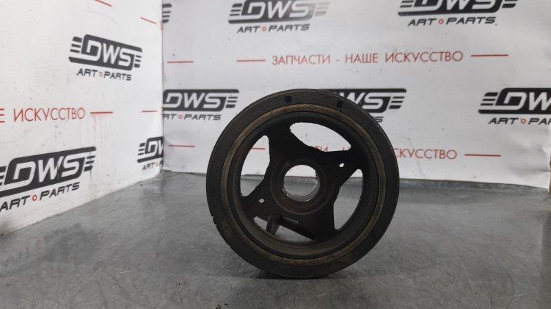 Шкив коленвала Nissan X-Trail Т31 MR20DE 2006 (б/у)