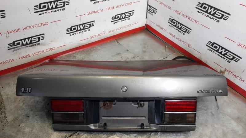Крышка багажника Toyota Corona ST171 3S-FE (б/у)