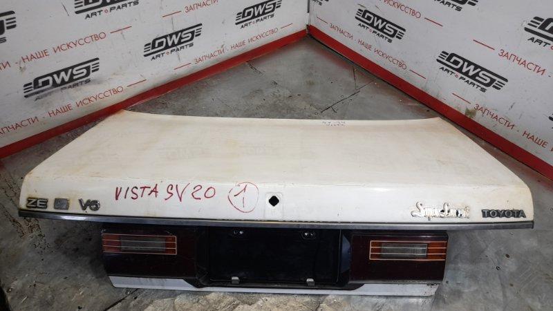 Крышка багажника Toyota Vista SV22 4S-FI (б/у)