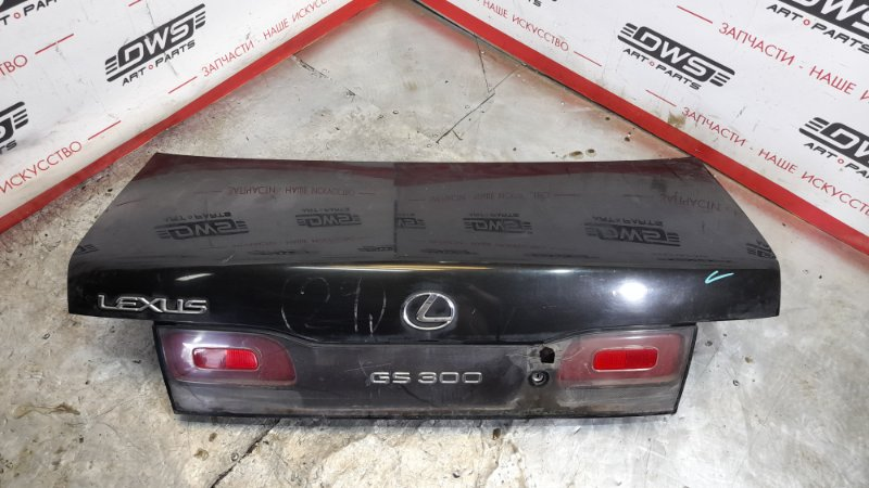 Крышка багажника Lexus Gs300 JZS147 2JZ-GE (б/у)