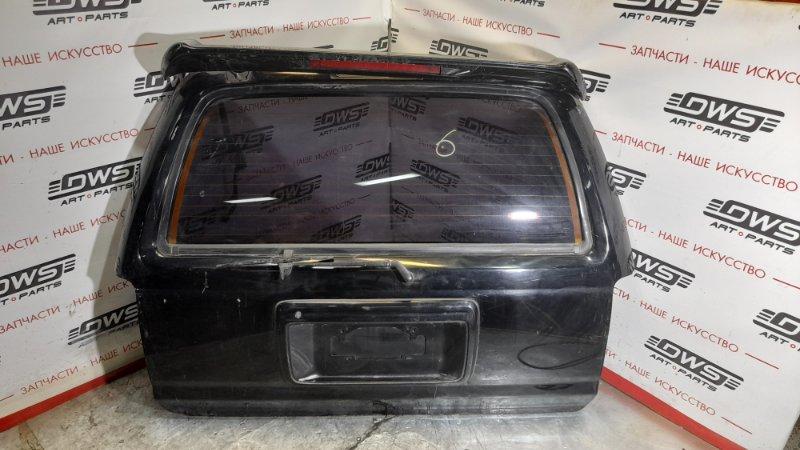 Дверь задняя багажника Toyota Hilux Surf KZN185G 1KZ-TE 2000 (б/у)