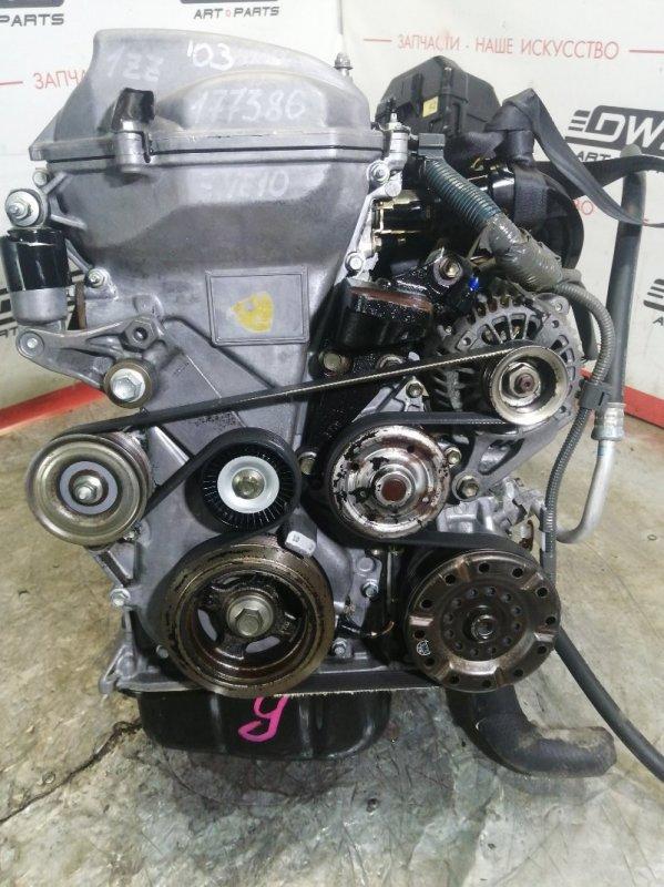 Двигатель Toyota Wish ZNE10 1ZZ-FE (б/у)