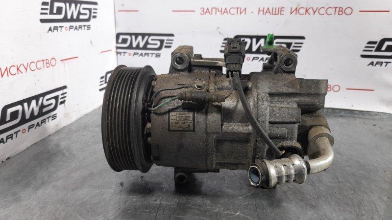 Компрессор кондиционера Honda Stepwgn RG1 K20A 2006 (б/у)