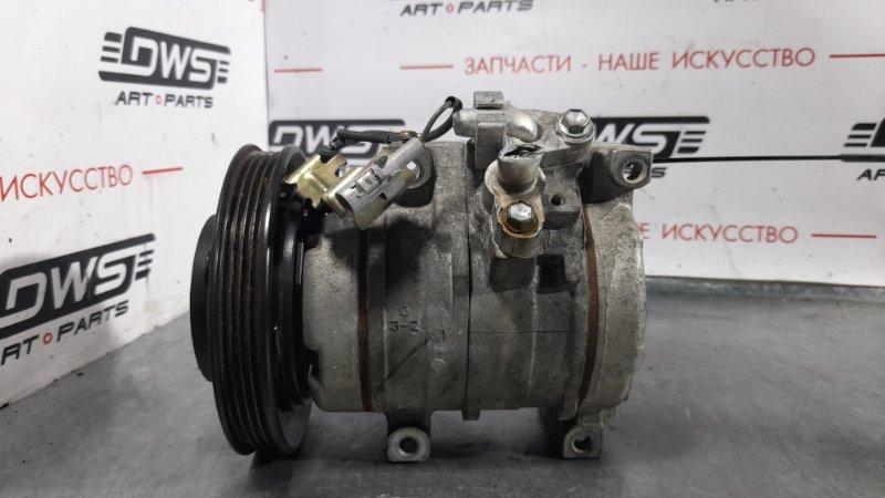 Компрессор кондиционера Toyota Altezza GXE10 1G-FE 2003 (б/у)