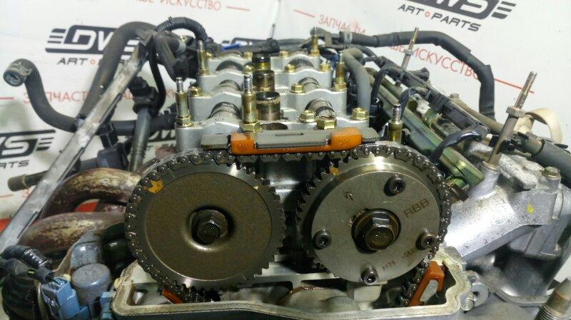 Двигатель Honda Accord CL9 K24A (б/у)