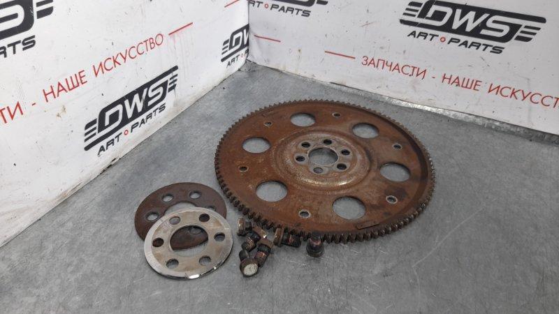 Маховик Toyota Vitz SCP90 2SZ-FE 2008 (б/у)