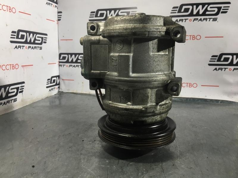 Компрессор кондиционера Honda Stepwgn RF1 B20B 2001 (б/у)