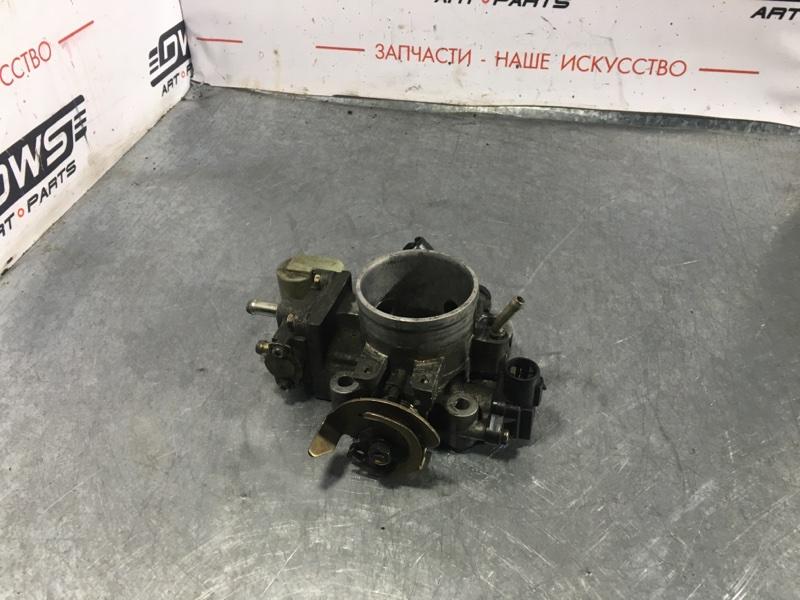 Дроссельная заслонка Honda Capa GA4 D15B 2004 (б/у)