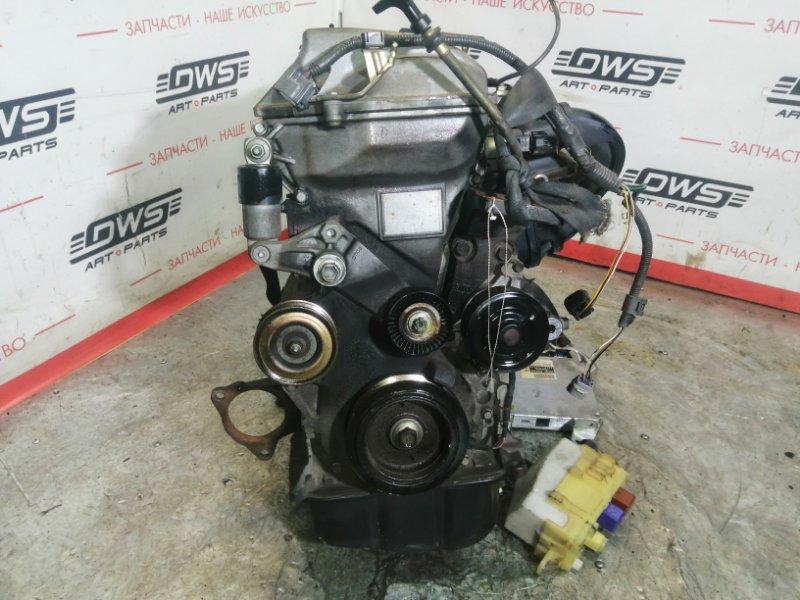 Двигатель Toyota Corolla Fielder ZZE122 1ZZ-FE (б/у)