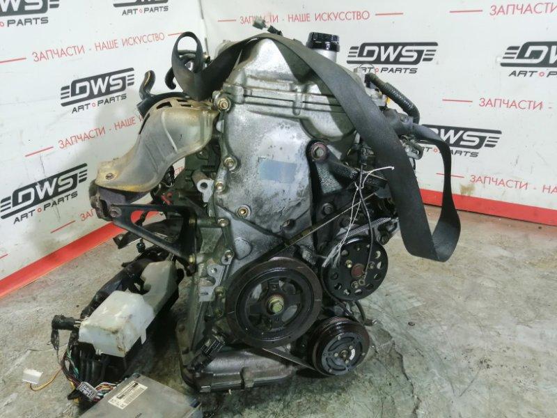 Двигатель Toyota Allex ALLEX 1NZ-FE (б/у)