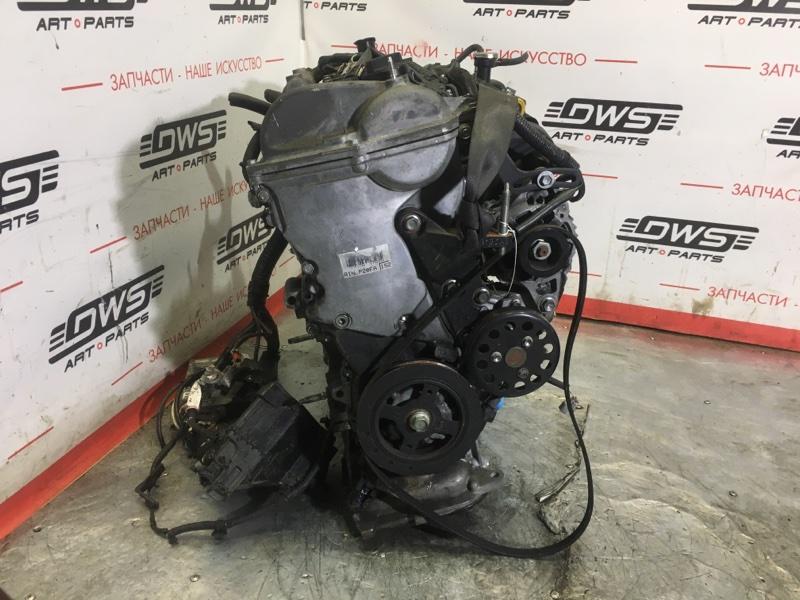 Двигатель Toyota Corolla Fielder NZE121 1NZ-FE (б/у)