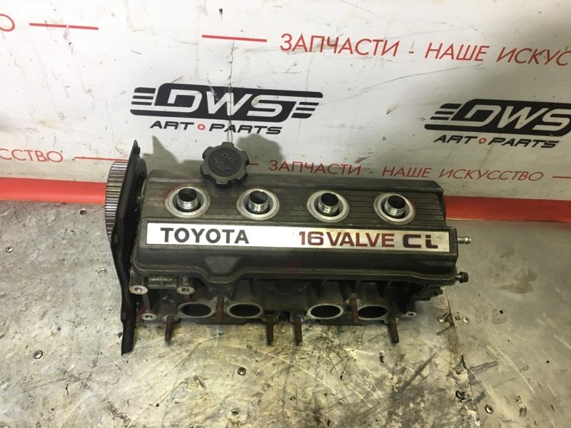 Головка блока цилиндров Toyota Corona ST170 4S-FI 1990 (б/у)