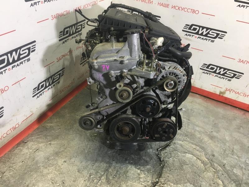 Двигатель Mazda Demio DY5W ZY-VE (б/у)