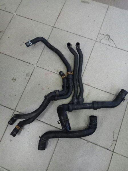 Патрубки охлаждения Renault Scenic 2 JM К4М858 2007 (б/у)