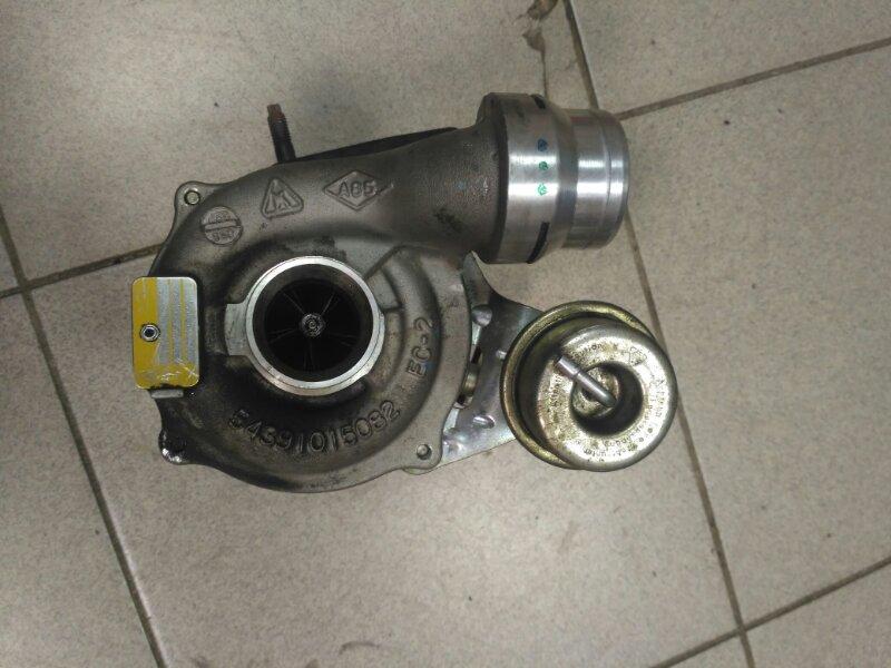 Турбина Renault Megane 2 KM. BM К9К 2006 (б/у)