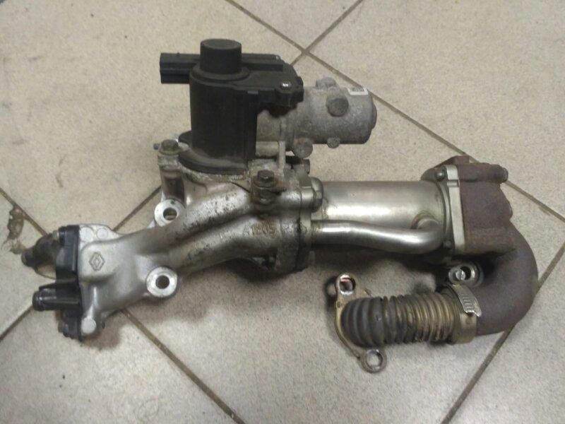 Клапан egr Renault Scenic 2 JM K9K 2007 (б/у)