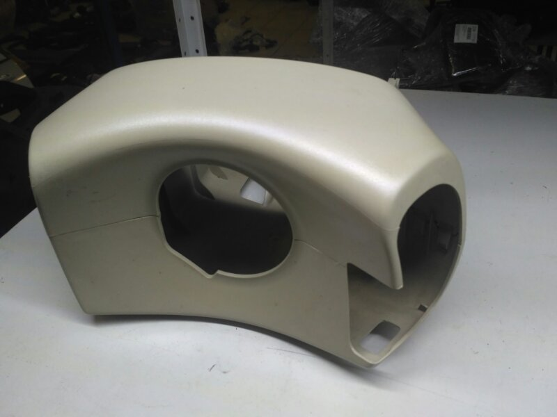 Кожух рулевой колонки Renault Scenic 2 JM К4М858 2007 (б/у)