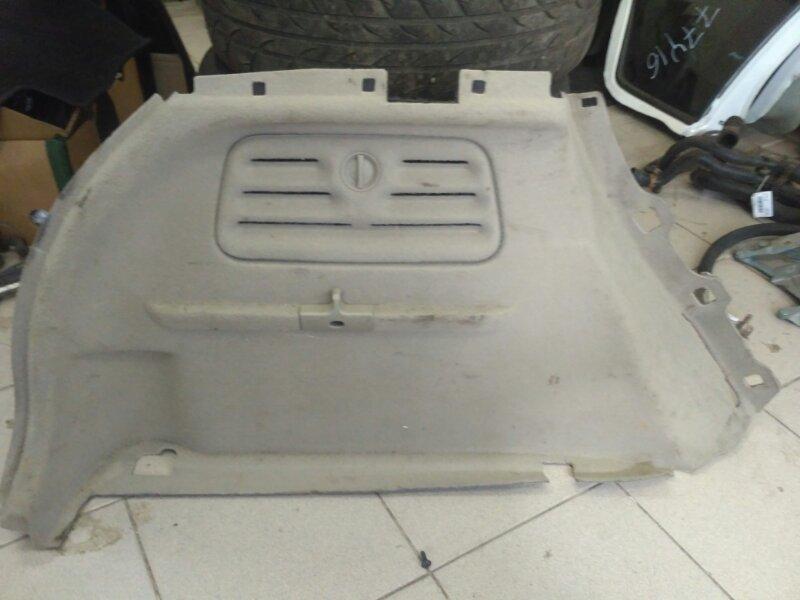 Обшивка багажника Renault Scenic 2 JM К4М858 2007 левая (б/у)