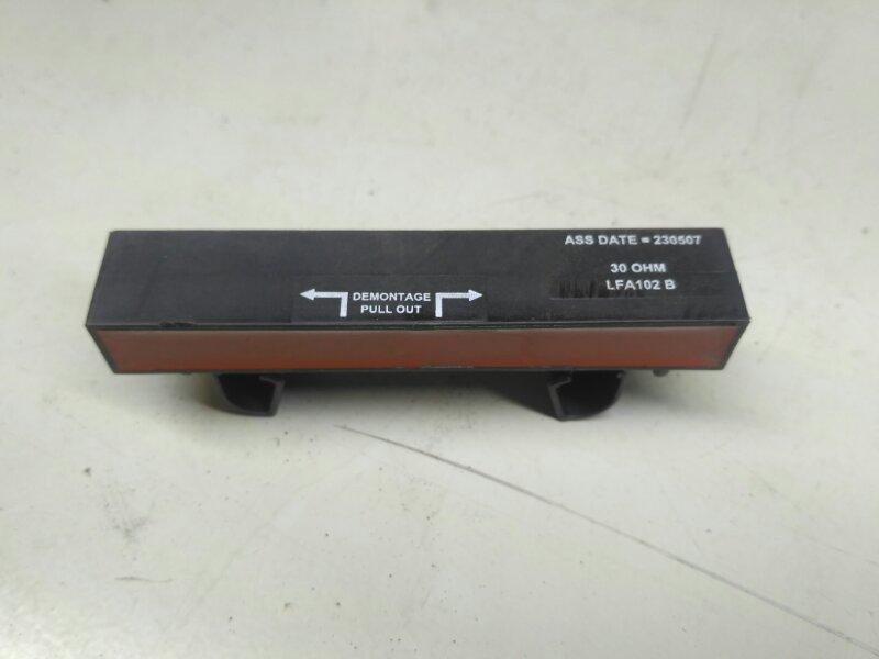 Блок антены Renault Scenic 2 JM К4М858 2007 (б/у)