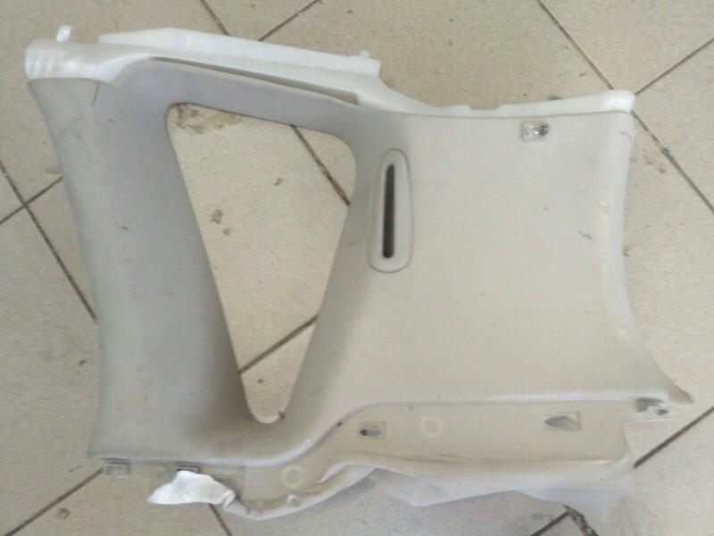 Обшивка багажника Renault Scenic 2 JM К4М858 2007 правая (б/у)