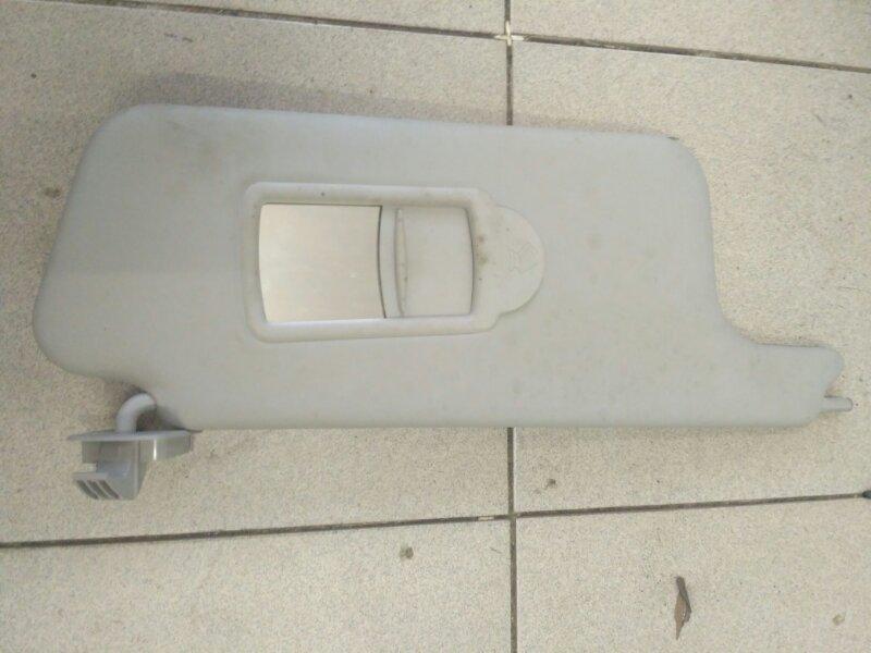 Козырек солнцезащитный Renault Scenic 2 JM К4М858 2007 (б/у)