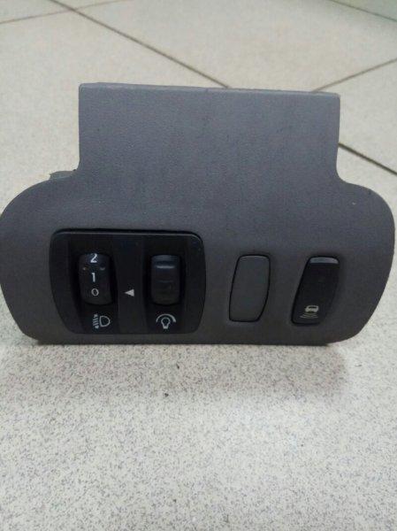 Кнопка корректора фар Renault Scenic 2 К4М 2006 (б/у)