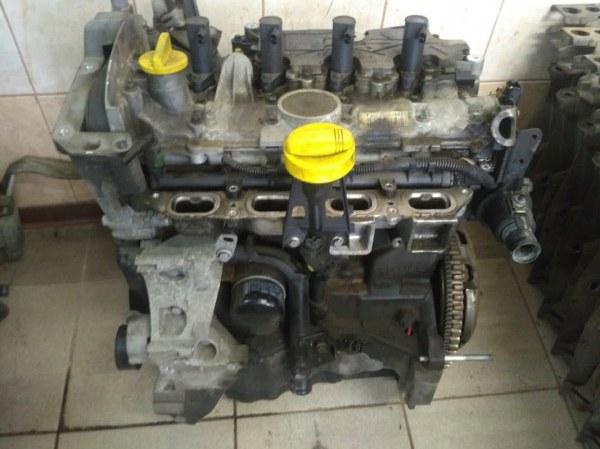 Двигатель Renault Scenic 2 K4M 766 2009 (б/у)