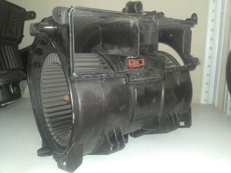 Мотор печки Renault Megane 3 К4М 2011 (б/у)