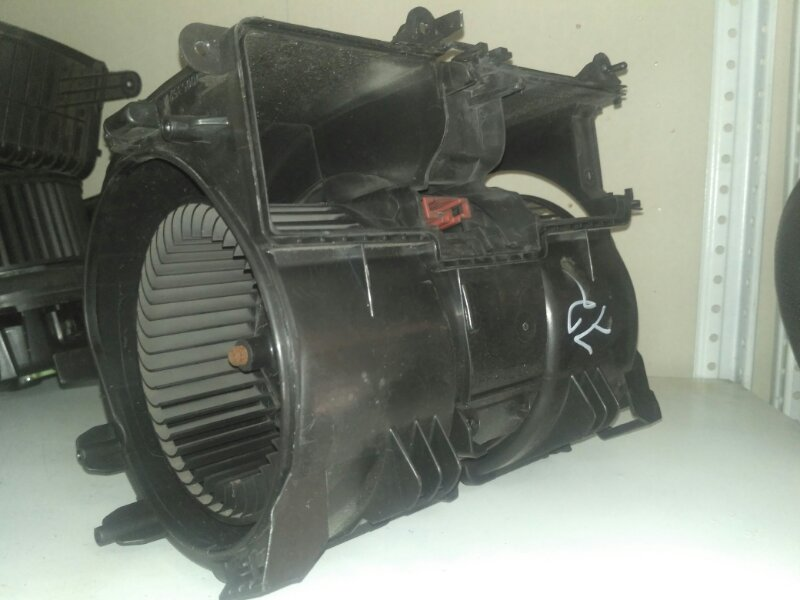 Мотор печки Renault Grand Scenic 3 JM K9K832 2010 (б/у)
