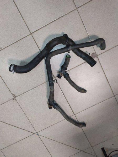 Патрубки охлаждения Renault Megane 3 EZ0/1 K9K834 2011 (б/у)