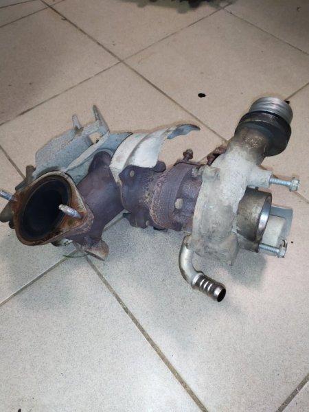 Турбина Renault Megane 3 EZ0/1 K9K834 2011 (б/у)